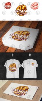 Логотип пиццерия