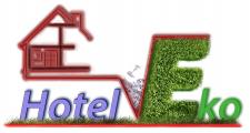 Логотип для еко готеля