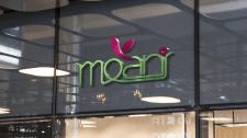"""Логотип для магазина """"moani"""""""