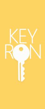 Логотип Keyron