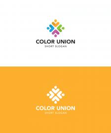 Логотип Color Union