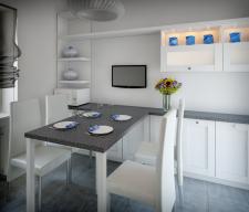 Кухня 00102