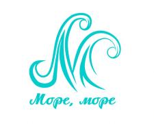 Лого и фирменный стиль Море-Море - турфирма