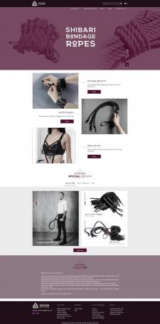 Разработка интернет-магазина Passioncraft
