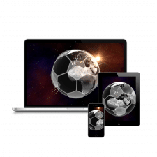 Interactive 3D globe