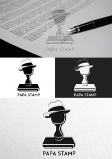PAPA STAMP