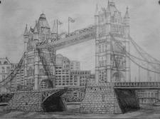 малюнок, олівець