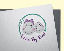 логотип Love by Emi