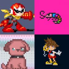 Пиксель арт / Pixel art