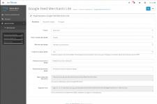 Разработка модуля для Google Merchant