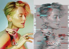 Фотографии с различными эффектами