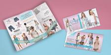 Разработка листовки для детского магазина ALICE