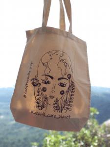Иллюстрация для эко-сумки