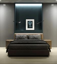 Визуализация панелей для студии АРТ РЕЛЬЕФ