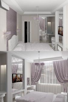 Квартира в Одессе (Спальня_2)