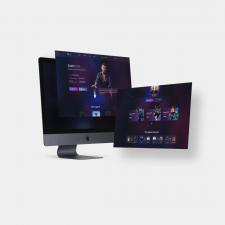 Дизайн сайта по покупке игр