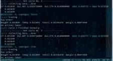 Криптовалютный торговый бот Poloniex,Kraken,Bitmex