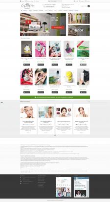 Интернет-магазин корейской косметики, г. Днепр