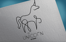 Unicorn studio лого