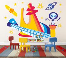 иллюстрация в детскую