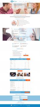 Дизайн сайта сурдоперевод