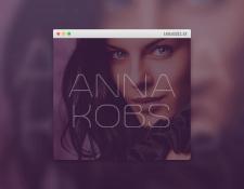 Анна Кобс - перманентный макияж бровей и губ
