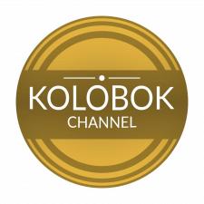 "Логотип TWITCH канала ""KOLOBOK"""