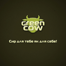 Логотип ТМ GreenCow