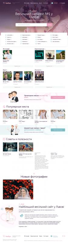 Программная часть Агрегата свадебных услуг