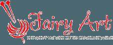 Логотип для магазина игрушек FairyArt