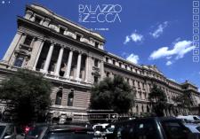 Palazzo della Zecca - Roma, Italia