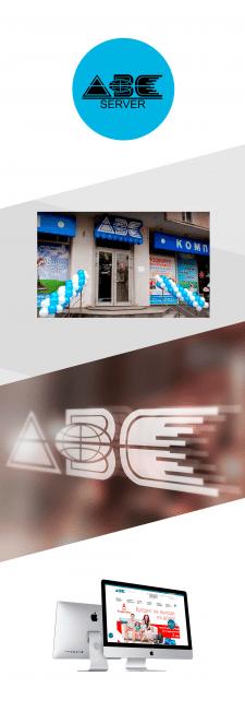 Логотип для магазина техники
