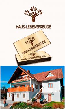 Логотип гестхауса в Австрии