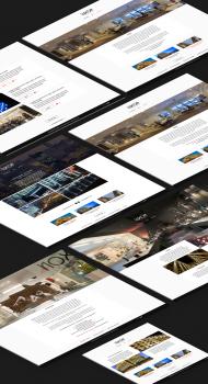 Luxon Pages Web Perview