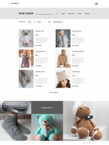 grany_shop catalog