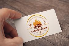 Лого для фермерской мясной продукции