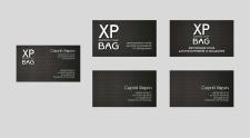 Дизайн и концепт логотипа для бренда сумок