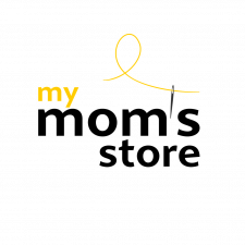 Логотип. My moms store