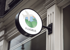 Логотип Flugbus