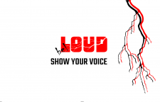 be!LOUD logo