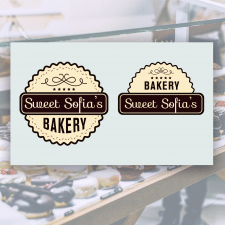 Лого Sweet Sofia's