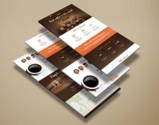 Шаблон сайта для кофейни