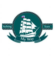 логотип для яхтс-команды