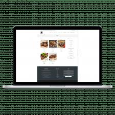 Сайт доставки еды на WooCommerce
