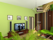 9 Vip-комната в кафе