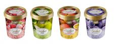 Упаковка для серии фруктовых сорбетов