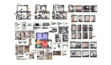 Дизайн проект квартиры для молодой пары
