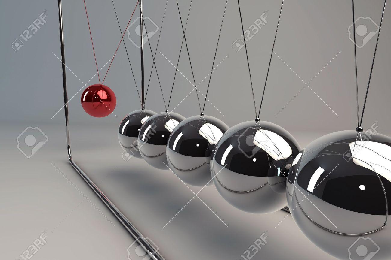 18273284-Esferas-del-cromo-equilibrio-conocido-como-la-cuna-de-Newton-p-ndulo--Foto-de-archivo.jpg