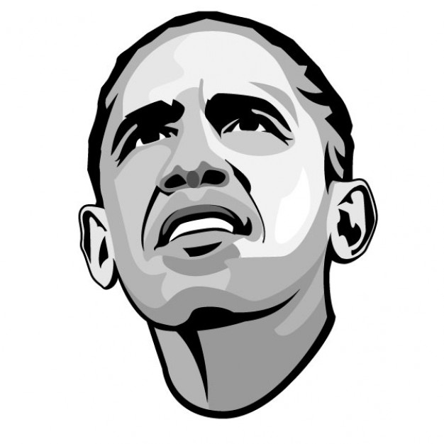 detailed-obama-portrait-vector-illustrat