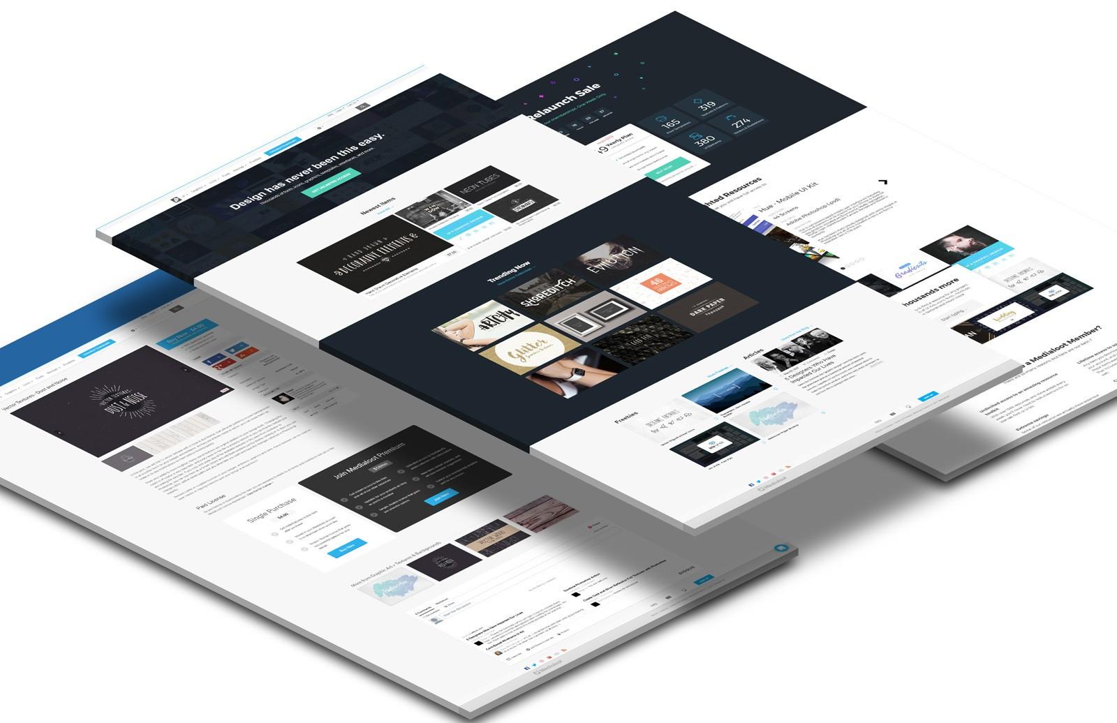 вверху сайты с дизайнерскими картинками лапы